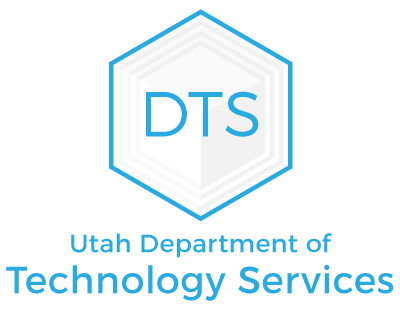 Utah Department of Technology Services Logo