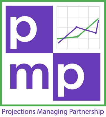 PMP Logo - Projections Managing Partnership